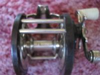 Vintage Penn No 85 Sea Fishing Reel In Excellent