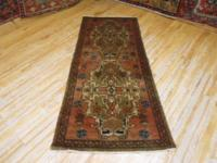 # 55026 2' 8 x 6' 2 pure wool hand knotted in Iran