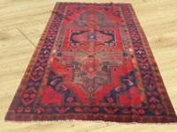 # 4235 4' 9 x 8' 2 pure wool hand knotted in Iran