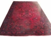 # 3755 5' 9 x 8' 8 pure wool hand knotted in Iran