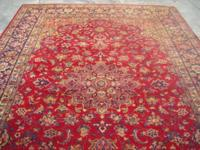 # 3057 8' 2 x 11' 0 pure wool hand knotted in Iran