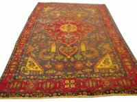 # 2959 6' 2 x 9' 6 pure wool hand knotted in Iran