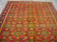 # 2971 6' 6 x 8' 9 pure wool hand knotted in Iran