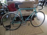 Classic Peugeot UE8 Road Bike. 10 speed - 57 cm carried