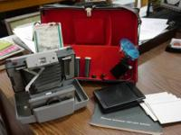 This remarkable vintage Polaroid Land Camera 103