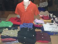 MENS RALPH LAUREN POLO POLOS ~ PANTS, SWEATERS, DRESS