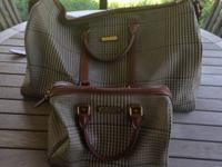 2 high quality matching Polo Ralph Lauren bags. There