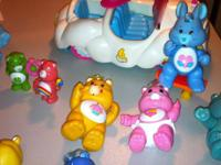 I am selling my care bears so I can have money for