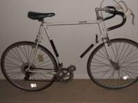 Vintage Made In England 1970's Raleigh Grand Prix Road