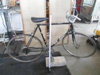 Vintage Raleigh Limited Grand Prix Some rust,