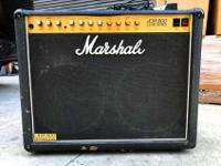 "RARE Marshall JCM 800 Lead, 2x12, ""split channel"","