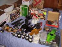 I HAVE A COLLECTION OF VARIOUS WORLD CHAMPIONSHIP RC10