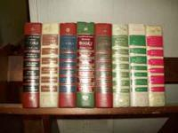 Total of 8 volumes ranging from 1958-1966. Also have