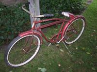 Nice vintage schwinn typoon bicycle.Rare double