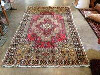 Vintage Rugs 2' x 3' up to 8' x 10' $85 and up Country