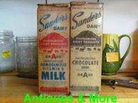 Old milk cartons  Call Lynn 865 3 six 3 - 7072 Antiques