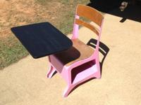 Vintage School Desks with or without chalkboard tops