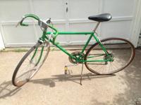 Classic 70's vintage Green Schwinn 10spd Super Sport