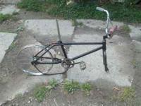 I have a vintage Schwinn BMX bike frame. This is a 1978