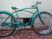 1950s vintage schwinn beach cruiser. all original. $600