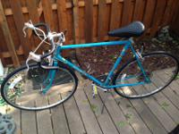 I'm offering my vintage Schwinn World Sport.The first