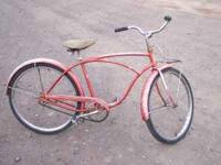 "1965 schwinn cruiser ""Typhoon"" in good working"