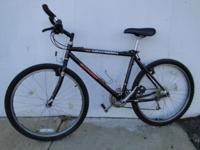 Vintage Schwinn High Sierra Mountain Bike 21spd ARAYA