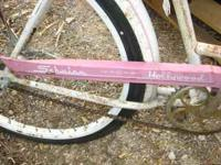 Here is an all original Schwinn Hollywood bike, with