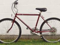 A Vintage 1985 Schwinn Mirada ATB 18-Speed Bike. 18.5""