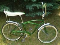 For Sale: Schwinn Sting Ray Junior, Campus Green, June