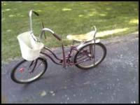 Vintage 1969? Schwinn Stingray Lil Chik. This bike has
