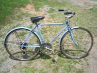 Vintage Schwinn Suburban road bike 10-speed 27x1 3/8