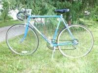 This bike is in very good shape for it's age. In the