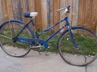 Vintage Schwinn Woman?s 26? Bicycle. Schwinn Date Code