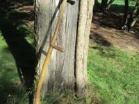 I have a classic artisan scythe for sale. The manage is