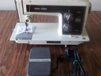 Vintage 1970's Sears Kenmore Model 1803 Zig-Zag Sewing
