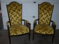 Vintage Set Victorian Chairs $90 ea. Excellent