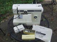 Vintage Kenmore Sewing Machine for Sale! It's in