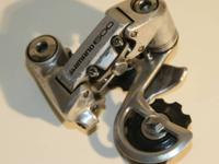 Brand: Shimano Group: 600 EX Model: RD-6207 Year: 1984
