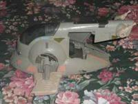 For sale: Kenner's vintage Slave 1 ship from the Star