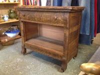 "CLASSIC SMALL CHEST OR LARGE NIGHT STAND 33"" LONG/18"""