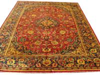 # 3757 6' 8 x 8' 9 pure wool hand knotted in Iran