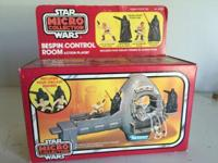 Star Wars Micro Collection Bespin Control Room - No