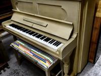 VINTAGE STEINWAY (Bill Kap Piano Co.)This well cared