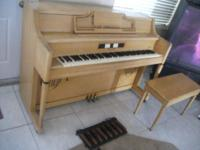 Great piano , but do not have enough room in my new