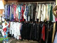 Vintage Style Clothing With Large Variety $2+. $2+.
