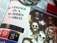 BE VINTAGE IN A MODERN WORLD AND SAVE $$ for DONATING