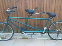Vintage tandem available for pick up in Central