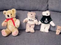 1st pic - Jointed Bears, left to right 1st - Pacific