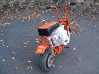 Vintage Trail Horse Mini Bike runs great - This